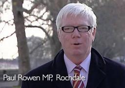 Paul Rowen - The voice of Rochdale!