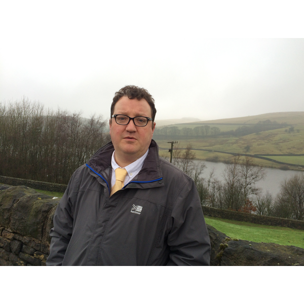 Keen environmentalist Councillor Andy Kelly is calling for as many people to nominate land across the Rochdale Borough