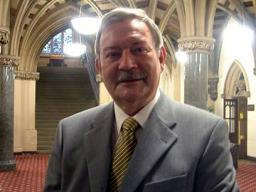 Leader of Rochdale Council Alan Taylor
