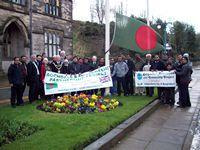 Rochdale celebrate Bangladeshi Independence