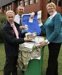 Rochdale's Environment Boss - Councillor Irene Davidson