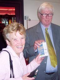 Rowen Stands up for Bingo Players across Rochdale