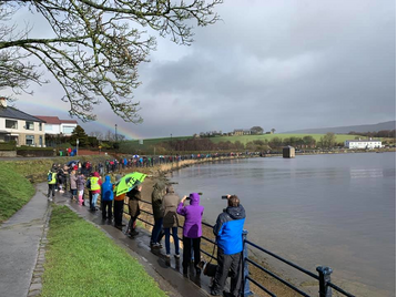Hands Around The Lake 2018 (Rochdale Liberal Democrats)