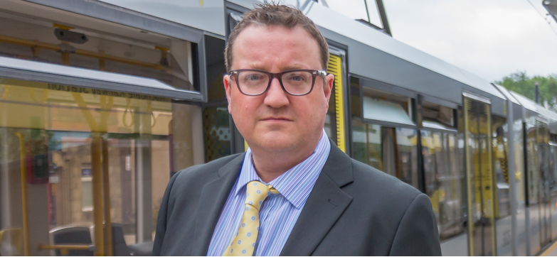 Councillor Andy Kelly (Phill Connell Photos)
