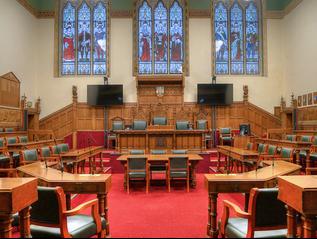 Rochdale Council Chamber