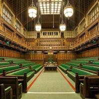 Parliament Chamber, Westminster